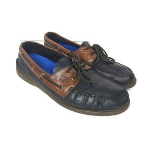 Sperry Mens Classic 2-Eye Leather Loafers